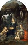 Leonardo Da Vinci Vergine delle Rocce in Louvre.jpg